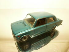 MEBETOYS A-16 A16 FIAT 124 - BLUE METALLIC 1:43 - GOOD CONDITION