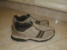 Skechers Sport Women's Size 7.5 Beige/ Brown Athletic Shoes Leather Upper
