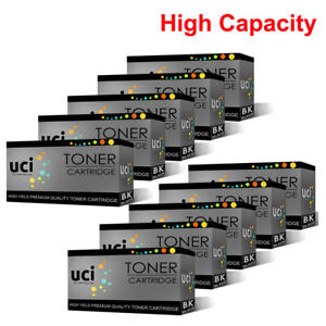10 Toner UCI Brand fits for HP Laserjet CE505A P2035 P2055DN 10000Page