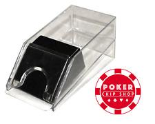 More details for pokerchipshop blackjack casino shoe boxed and new black jack