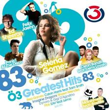 Ö3 GREATEST HITS,VOL.83 - SELENA GOMEZ/MARSHMELLO/BASTILLE/ED SHEERAN/+ CD NEUF