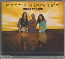BROOKLYN BOUNCE - Bring it back - CD SINGLE SIGILLATO