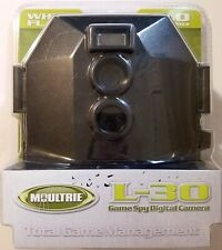 Moultrie Game Spy L-30 Digital Trail Camera - 3.0 Megapixel - Color Day/Night
