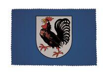 Glasreinigungstuch Brillenputztuch Fahne Flagge Seelze