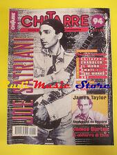 rivista CHITARRE 94/1994 Joe Satriani James Burton James Taylor T.De Sio No cd