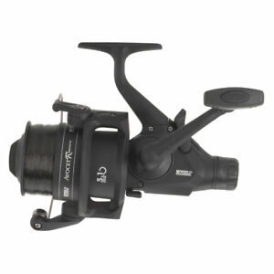 Mitchell AVOCET FS 5500/6500 R Black Edition - Freilaufrolle mit Schnur bespult