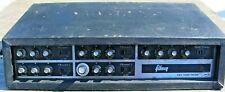 Gibson GPA-70 Vintage Public Address Amplifier 70s powers on /  AS-IS NO RETURN