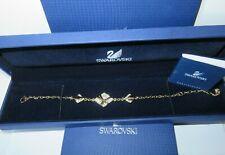 "**BNIB** GENUINE Swan Signed SWAROVSKI ""Emblema"" Reversible Bracelet - #933629"