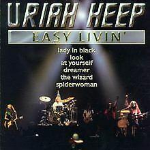Easy Livin' von Uriah Heep | CD | Zustand sehr gut