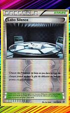 Labo Silence Reverse - XY5:Primo Choc -140/160-Carte Pokemon Neuve Française