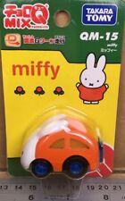 Takara Tomy Choro Q Miffy Pull Back Car