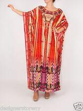 Camilla Franks Arrows Of The Loom Round Neck Kaftan Dress