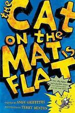 NEW The Cat on the Mat Is Flat by Andy Griffiths