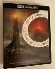 Der Herr der Ringe (4K UHD Blu Ray) 9 Disc Set - Cinematografica / Estesa