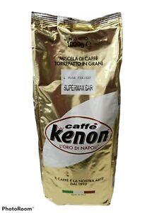 CAFFE' KENON MISCELA DI CAFFE' TORREFATTO IN GRANI 1 KG
