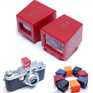 Für Ricoh GR Leica X-Serie Kameras 28mm / 35mm Optischer Seitenach sensucher*