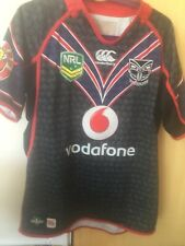 New Zealand Warriors Large Canterbury Jersey