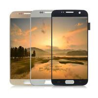 AMOLED Für Samsung Galaxy S7 SM-G930F LCD Display Touch Screen Digitizer X3X4