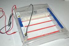 GIBCO SUNRISE BRL large prep preparative horizontal gel electrophoresis system