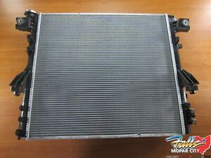 2007-2018 Jeep Wrangler JK Engine Cooling Radiator New Mopar OEM