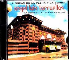 """ANGEL LUIS TORRUELLAS - """"A GOZAR AL PLENA Y LA BOMBA"""" - LA LEYENDA - CD"""