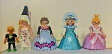 Playmobil Fantasy Fairy  Princess lot w/ dress