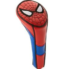 NEW MARVEL SPIDERMAN HYBRID OR RESCUE WOOD HEADCOVER.