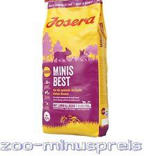 JOSERA Mini Junior 15 kg vormals MINI BEST Hundefutter für Welpen aller Rassen