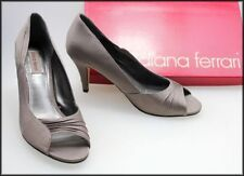 Diana Ferrari Special Occasion Open Toe Heels for Women