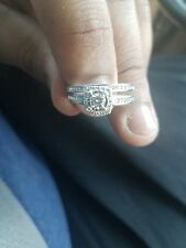 Helzberg Diamonds Solitaire Engagement Wedding Ring Sets eBay