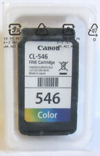 Canon CL-546 CL546 Genuine Colour Cartridge. New & Sealed.