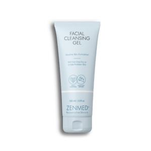 ZENMED® Facial Cleansing Gel 6 oz. - Acne Facial Cleanser for Sensitive Skin