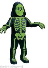 Costumi e travestimenti verde per carnevale e teatro per bambini e ragazzi, taglia 2 anni
