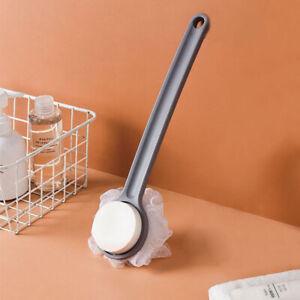 Multifunctional Bath Brush Ash-removing Bath Ball Back Rubbing Brush -*