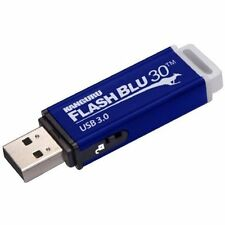 Kanguru Flashblu30 With Physical Write Protect Switch - 16 Gb - Write Protection