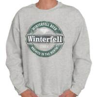Beer Brewed In North Funny TV Show Gift Idea Crewneck Sweat Shirts Sweatshirts
