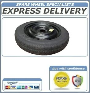 """15""""  SPACE SAVER SPARE WHEEL FITS RENAULT TWINGO 2014-PRESENT DAY"""