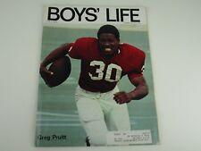 Boys Life Magazine October 1972