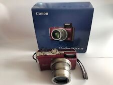 Canon Powershot sx200 is Digital Camera Not Working Parts Only