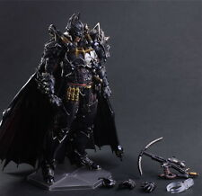 Play Arts Kai Steampunk Batman Timeless Action Figure Toy Doll Model Collection
