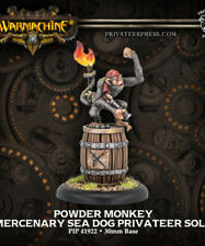 Warhammer Mordheim PIRATE powrder monkey Sartosa warmachine