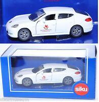 Siku Super 1446 00002 Porsche Panamera 4S Spielwarenmesse / Toy Fair 2013