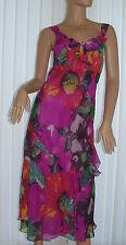 Women's Strappy, Spaghetti Strap Polyester Floral Empire line Dresses