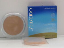Shiseido UV Sun Protection Compact Foundation Refill SPF36 Medium Beige SP60 New