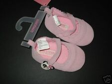 NWT Gymboree IMAGINARY FRIENDS Pink Panda Shoes 04 4
