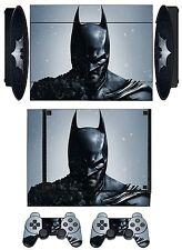 Skin Sticker for PS3 PlayStation 3 Super Slim and 2 controller skins Hero Q252