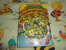 Diario 2 Tartarughe TEENAGE MUTANT TMNT Ninja Turtles Pigna