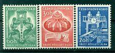 INDUSTRIE - INDUSTRY CZECHOSLOVAKIA 1961 Five-Years Plan