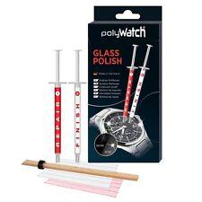 Polywatch Glass Polish Pasta levagraffi alte prestazioni x piccoli e medi graffi