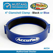 """Accufab - 1986-1993 Mustang 4"""" Clamshell Clamp"""